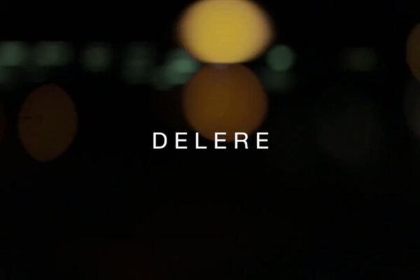 Screenshot aus Kurzfilm «Delere»