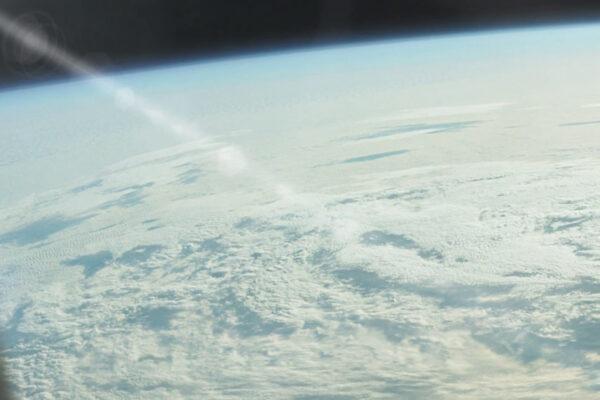 Screenshot aus Animationsfilm «Landing a man on the moon»
