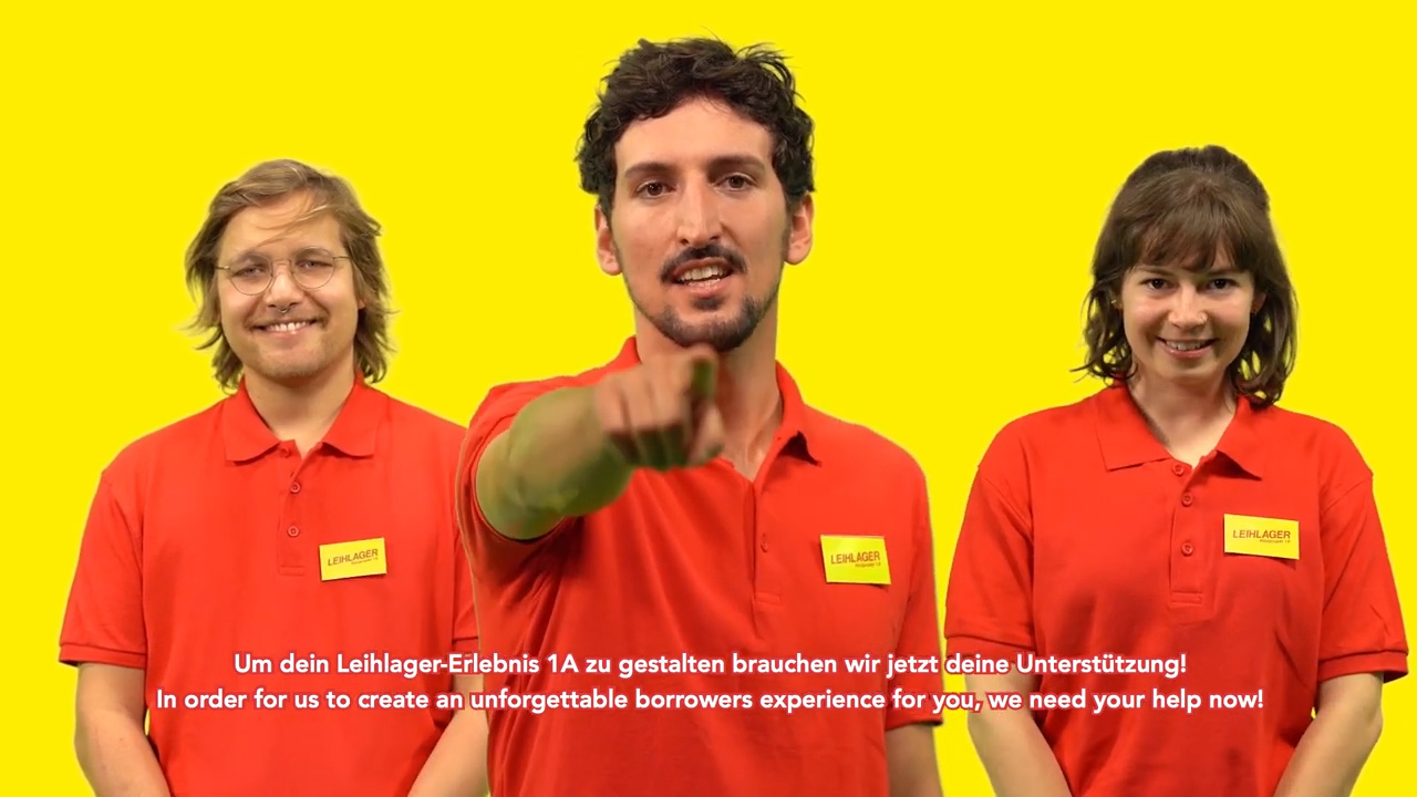 Screenshot aus dem Wemakit Video