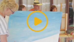 Werbe- / Impressionsfilm Malferien mit Atelier R. Keller