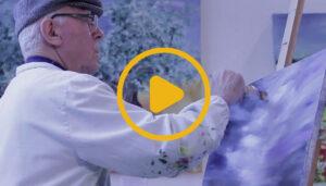 Werbe- / Impressionsfilm Malkurse im Atelier R. Keller