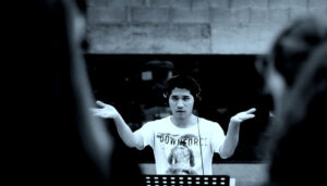 Screenshot aus Musikvideo «A hint of eternity»