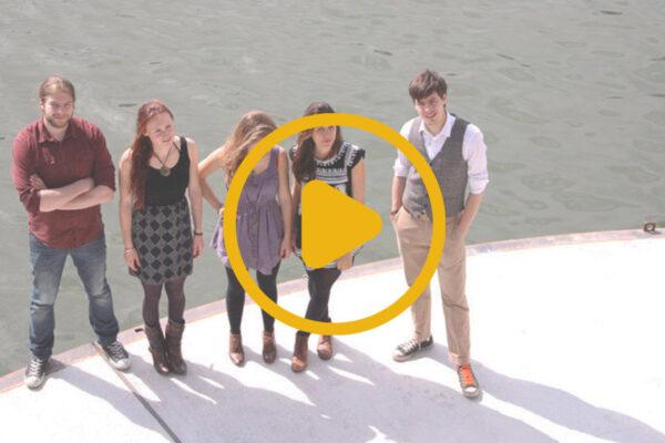 Musikvideo zu Serafyns zweiter Single «Go Down North»